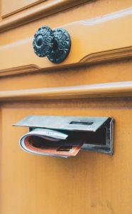 Hoe ruim je handig je post op